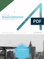 Digital Transformation Altimeter