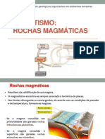 1 Magmatismo Rochas Magmaticas