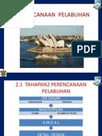 II - 20 Feb 2013 Tahapan Perencanaan Pelabuhan