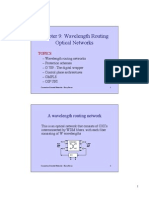 Wavelength-Routed-Optical-Networks ppt