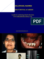 Maxillofacial Injuries (2) / orthodontic courses by Indian dental academy