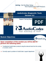 Diagnostic Tools 5.2 for audio code