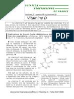 Fiche Vitamin Ed