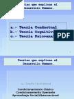2º tema Teorías del Desarrollo