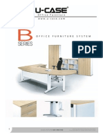 U-CASE Standard Office System Furniture-14