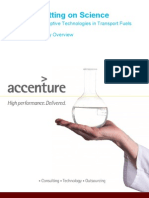 Accenture Betting on Science Study Overview