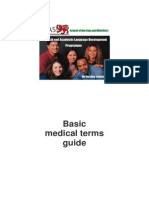 UTAS - Basic Medical Terms Guide