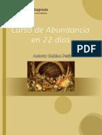 Curso de Abundancia en 22 Dias