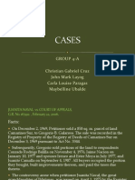 LTD CASES