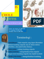 Cholelithiasis Br