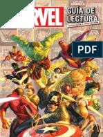 Marvel Guia de Lectura 2014 Tomos de Panini