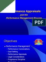 Performance Management Process - Power Point Presentation