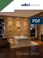 Eldorado Stone Brochure web