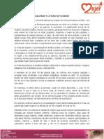 Colombia y La Trata de Mujeres - 2011