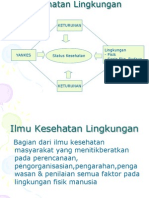 Kesehatan Lingkungan.ppt Yuana