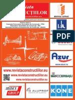 revista constructorilor