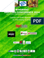Mindanao Shipping Conference 2014