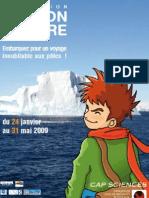"""Dossier pédagogique """"Mission polaire"""""""