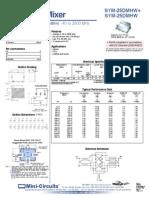 SYM-25DMHW+_datasheet