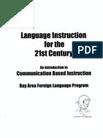 Language Instrnction