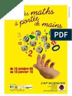 """Dossier pédagogique """"Les maths à portée de main"""""""