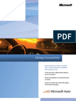 Driving Connectivity
