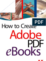 Adobe Acrobat - How to Create PDF eBooks