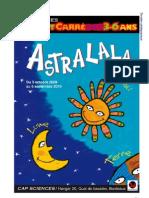 "Dossier pédagogique ""Astralala"""