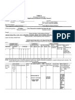 FORM A1 (for Import Payment Only) (Application for Remittance In