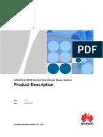 2.6.4 SRAN5.0 3900 Series Multi-Mode Base Station Product Description