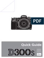 D300S Quick User Guide