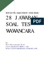 Tes wawancara Rotating equipment Engineer.pdf