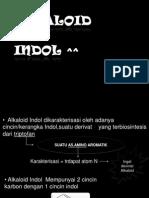 Alkaloid Indol