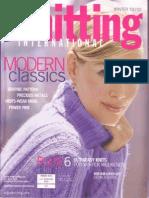 Vogue Knitting '01/02  2002 - Winter