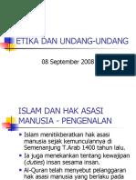 EUU-LECT-10 Islam & Hak Asasi