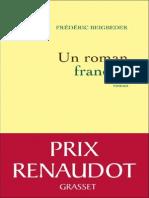 Un Roman Francais [Librs.net]