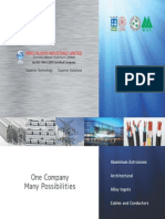 Indo Alusys Industries Limited Corporate Brochure