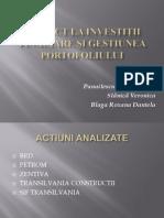 Prezentare Investitii 16 01 2014