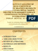 mazhar th / orthodontic courses by Indian dental academy