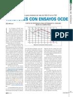 ensayos OCDE