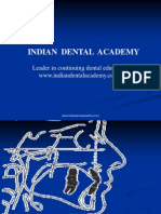 Mc Namara Analysis. / orthodontic courses by Indian dental academy