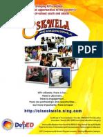 Eskwelaend of Projectbooklet 110430015635 Phpapp02
