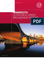 Minnesota Ultra High-Speed Broadband Task Force Final Report