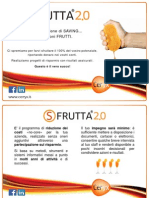 Brochure SFrutta