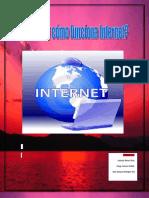 ¿Qué es internet y cómo funciona?