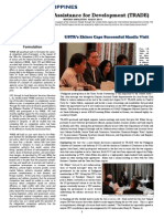 2013 August Newsletter