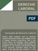Derecho Laboral Clase 1
