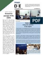 2013 September Newsletter