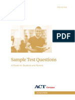 ACT Compass Test