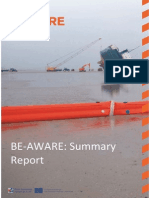 Be-Aware Summary Report Final